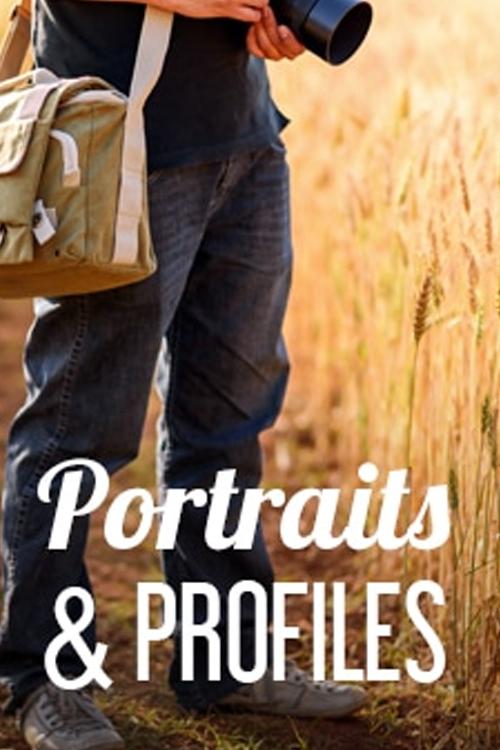 Portraits & Profiles