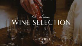 Choosing the Wines: B. Wise Vineyards