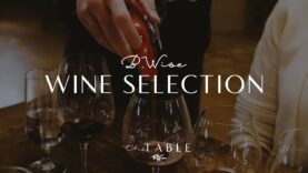 Choosing the Wines: B. Wise Vineyards