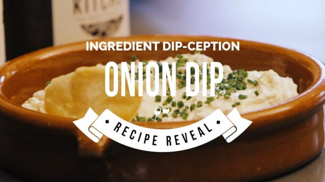 Clif Family French Onion Dip