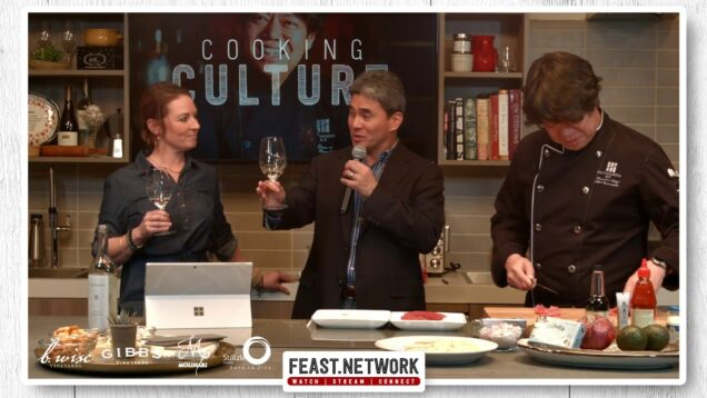 Cooking Culture: Chef Hal Yamashita & Guests