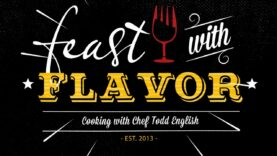 Cooking with Chef Todd English