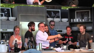 Feast it Forward Network & Chef Rick Moonen Announcement