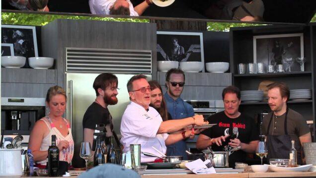 Feast it Forward Network & Chef Rick Moonen Announcement