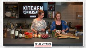 Kitchen Conversations: Amy Hargreaves