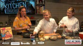 Kitchen Conversations: The Twin Chefs