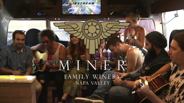 Miner Family Winery at BottleRock 2015