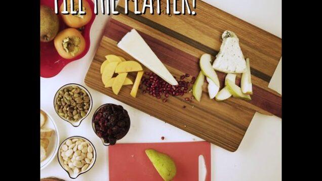 Napa Valley Wine & Cheese Platter