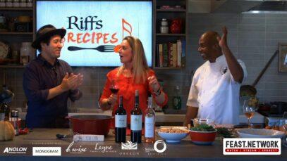 Riffs & Recipes: Chef Rome & Rob Morrow