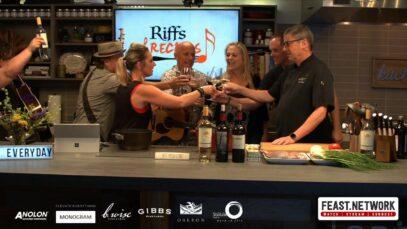 Riffs & Recipes: Ken Frank & Tim Flannery