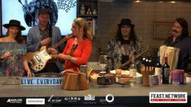 Riffs & Recipes: Royal Jelly Jive