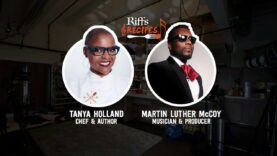 Riffs & Recipes: Tanya Holland & Martin Luther McCoy