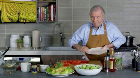 Simple Salad: Three Different Ways