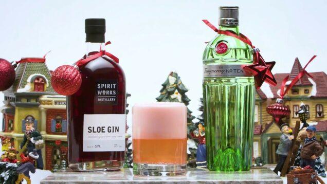 Sloe Gin Fiz